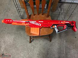 Nerf Mega and Battle Tracker