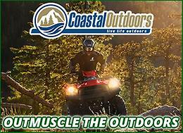 Outmuscle the Outdoors with Kawasaki at COASTAL OUTDOORS!