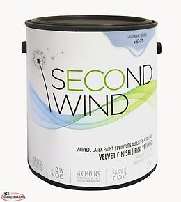 Second Wind Interior Paint