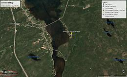Port Blandford, Land for sale