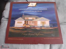 calendar of old cottage hospitals in newfoundland