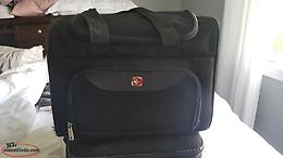 Swiss carry on and hand bag