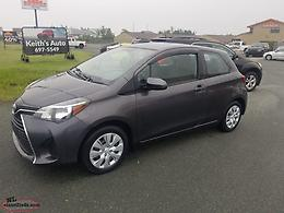 2016 TOYOTA YARIS LOW KMS