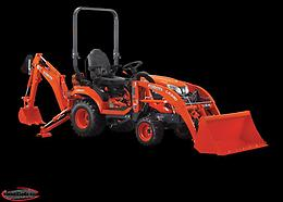 """NEW"" 2021 Kubota BX23S Tractor-Loader-Backhoe ... BRING IN SPRING EVENT!!"