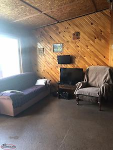 Cabin on gander lake