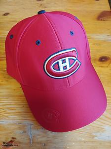 Montreal Canadiens Fitted Hat