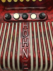 Hohner Club Model