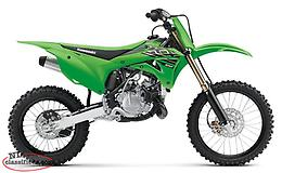 Just Arrived 2021 Kawasaki KX 100
