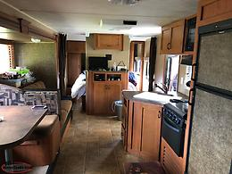 2014 Greywolf 28BH travel trailer