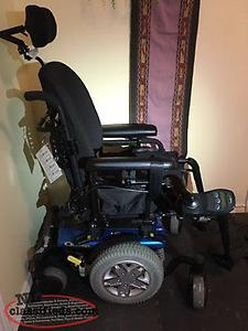 Power Wheelchair, Electric Wheelchair, Mobility Scooter