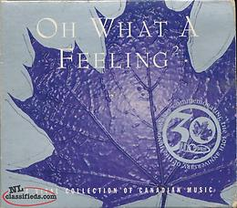 Oh What a Feeling 1, 2, & 3 (12 Cd's) in original boxes