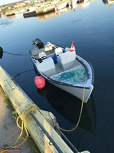 Price Reduced For Sale Boat , Motor , Trailer Package Quick Sell