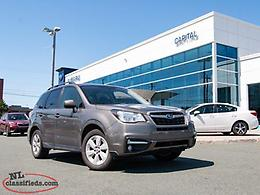 2017 Subaru Forester 2.5i Convenience CVT AS TRADED SPECIAL