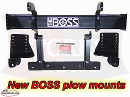 BOSS PLOW MOUNTS. Private sale