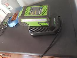 Wanted to buy Greenworks 40 volt charger