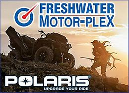 Freshwater MotorPlex Polaris Upgrade Your Ride Event