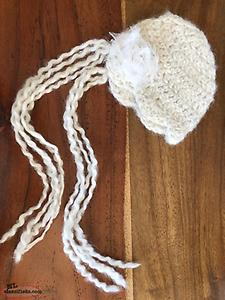 Beautiful Wool Baby Hat