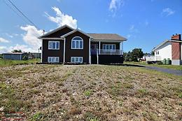 Carmanville: Oceanview 3 bed/2 bath home