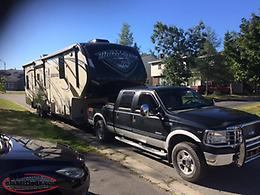 2014 Momentum Fifth Wheel Toy Hauler (Trailer Only)