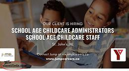 School Age Childcare Administrators