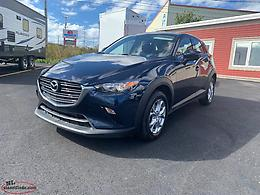 2019 MAZDA CX-3 ALL WHEEL DRIVE 11000K FULL WARRANTY SEE PICS $23,995.00