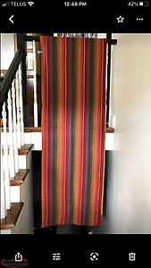 Curtains (2) - NEW - Pier 1