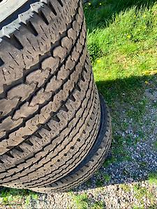 245/70R17 FireStone Transforce All Seasons