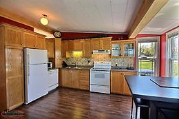 Corner lot in Lewisporte, 4 beds/1.5 bath