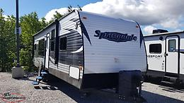 Pre-Owned 2015 Keystone RV Springdale 293RK **SOLD**