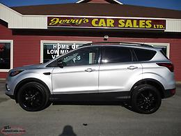 2019 Ford Escape Titanium 4WD 16kms $215 B/W