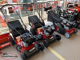 Snapper Walk Behind Mowers