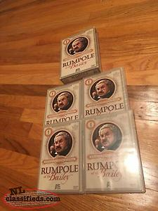 Rumpole of the Bailey Seasons 1 & 2 (MINT CONDITION DVD'S) British Comedy
