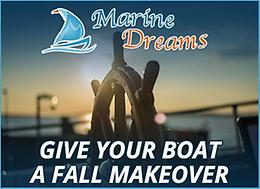 GIVE YOUR BOAT A FALL MAKEOVER!!!