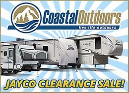 COASTAL OUTDOORS - JAYCO CLEARANCE SALE!