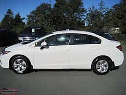 2013 HONDA CIVIC ( 5 SPEED STANDARD)