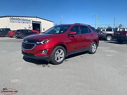 2018 Chevrolet Equinox LT All-Wheel Drive **Low Mileage**