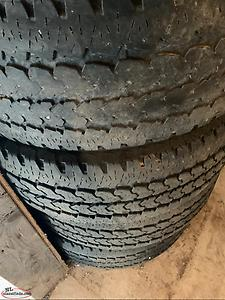 265/70R17 FireStone Transforce AT