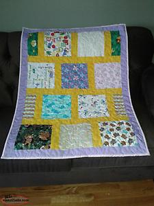 New Baby Quilt # 1