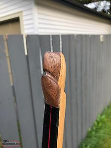 Traditional bows (archery/hunting)