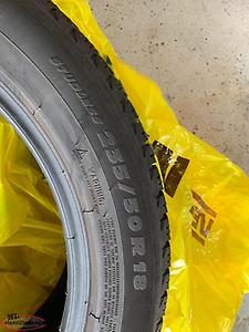 Michelin x ice tires for sale