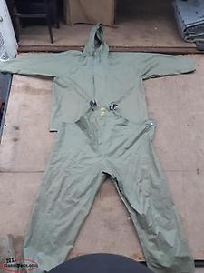 5XL Helly Hanson Rain Suit