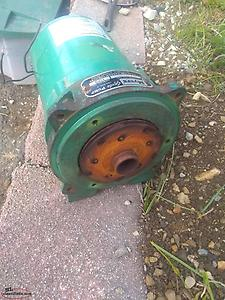 USED MYERS PUMP MOTOR