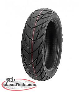 130/70-12 Rear tire & 110/90-13 Front tire for Honda Grom 125 / Reflex 250 etc