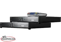 Bell Satellite HD PVR receivers and HD receivers For Sale.