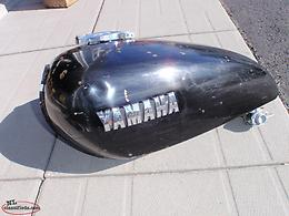 yamaha gas tank with shutoff