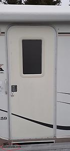 wanted door for kodiak travel trailer.