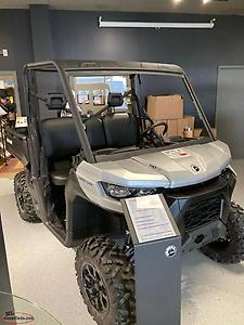 1 Remaining! - 2020 CAN AM Defender DPS HD10 Silver