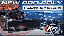 Plow Kits for your Side by Side
