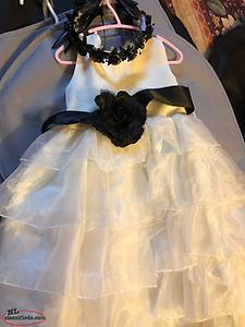 Wedding gown and other items