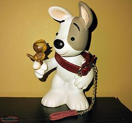Lost Dog Collectible Figurine